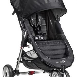 Baby Jogger Rattaat City Mini Single Black/Grey