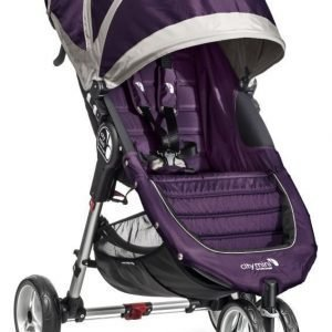 Baby Jogger Rattaat City Mini Single Purple/Grey