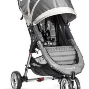 Baby Jogger Rattaat City Mini Single Steel/Grey