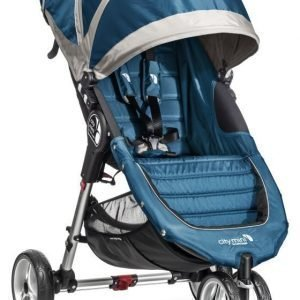 Baby Jogger Rattaat City Mini Single Teal/Grey