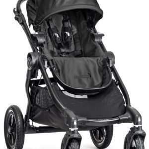 Baby Jogger Rattaat City Select Single Black