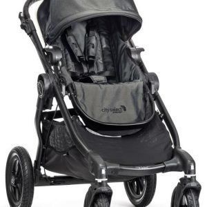 Baby Jogger Rattaat City Select Single Charcoal