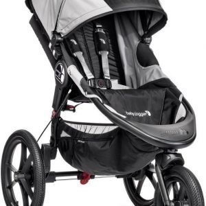 Baby Jogger Rattaat Summit X3 Single Black/Grey