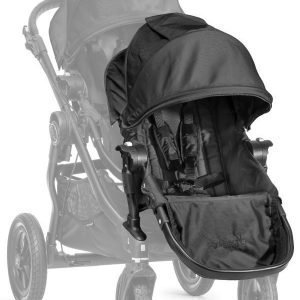 Baby Jogger Sisaristuin City Select Black