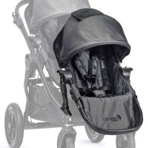 Baby Jogger Sisarusistuin City Select Charcoal