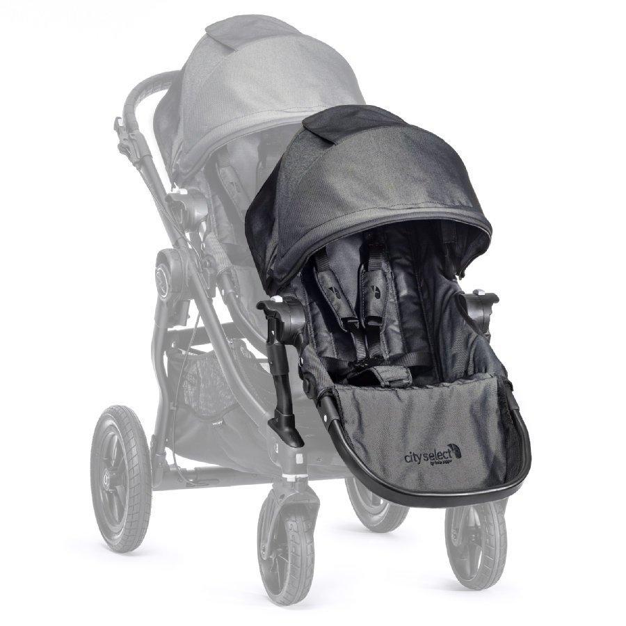 Baby Jogger Sisarusistuin Rattaisiin Select Sis. Adapterin Black / Denim