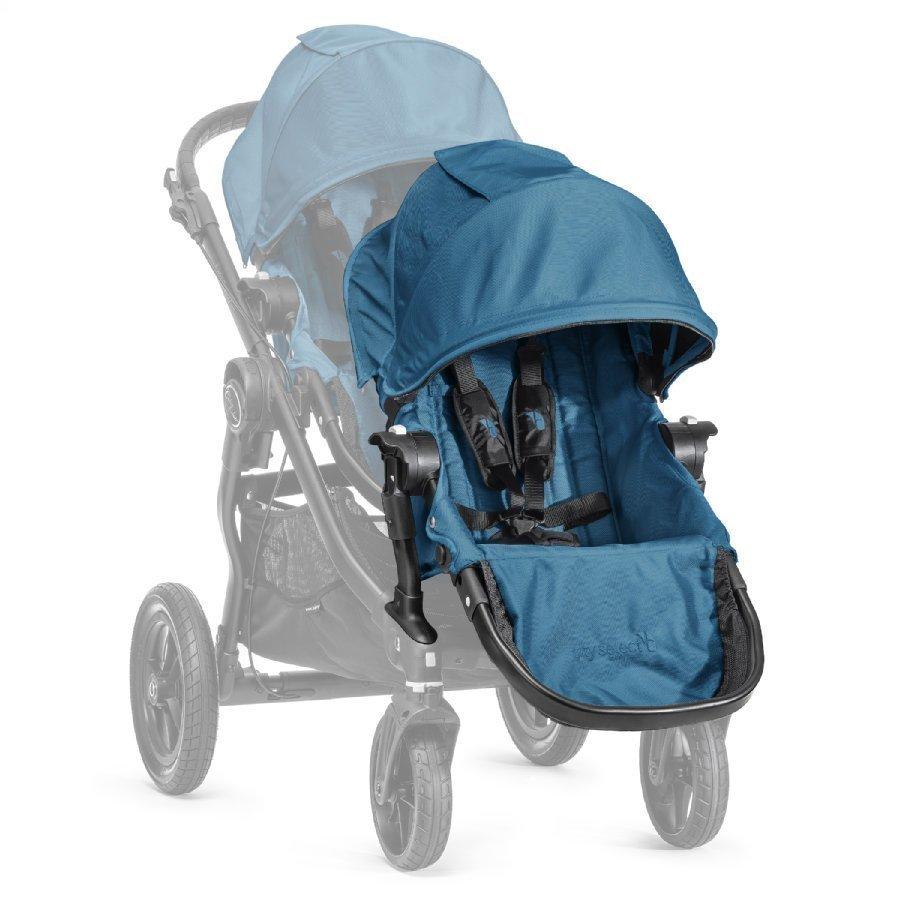 Baby Jogger Sisarusistuin Rattaisiin Select Sis. Adapterin Teal