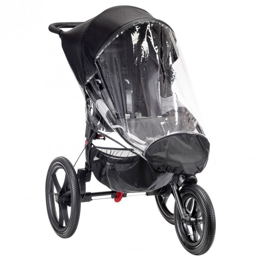 Baby Jogger Summit Rain Canopy Black Sadesuoja
