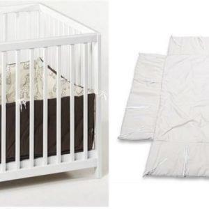 Baby Trold Leikkikehä + Laitapehmuste 100x100 cm Beige Paketti