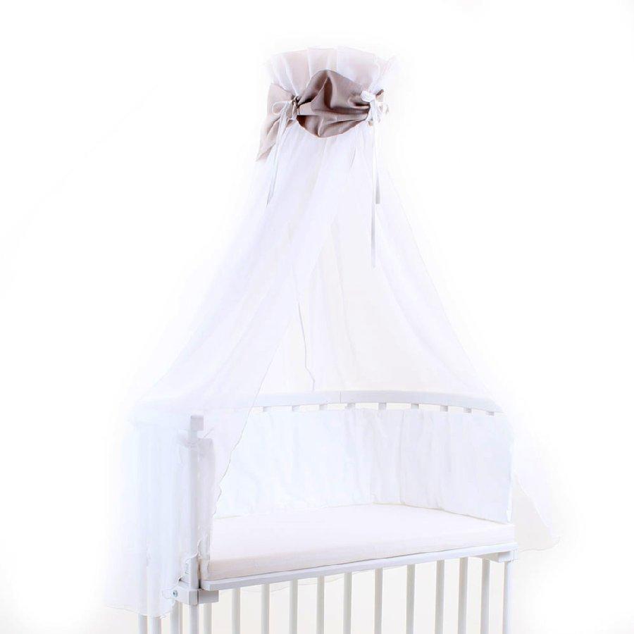 Babybay Katosverho Ruskea / Valkoinen
