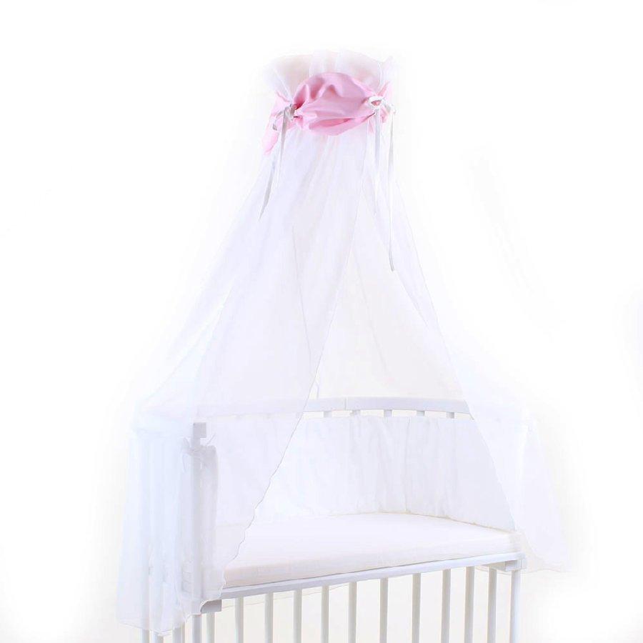 Babybay Katosverho Vaaleanpunainen / Valkoinen