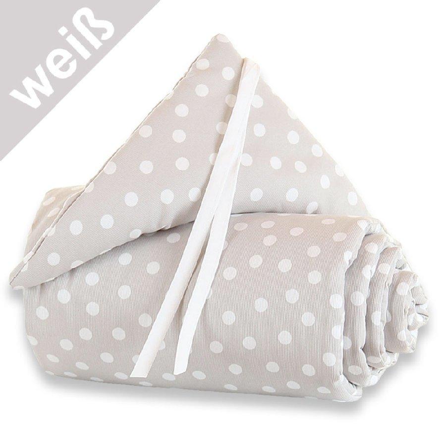 Babybay Maxi Reunapehmuste Pilkut / Valkoinen