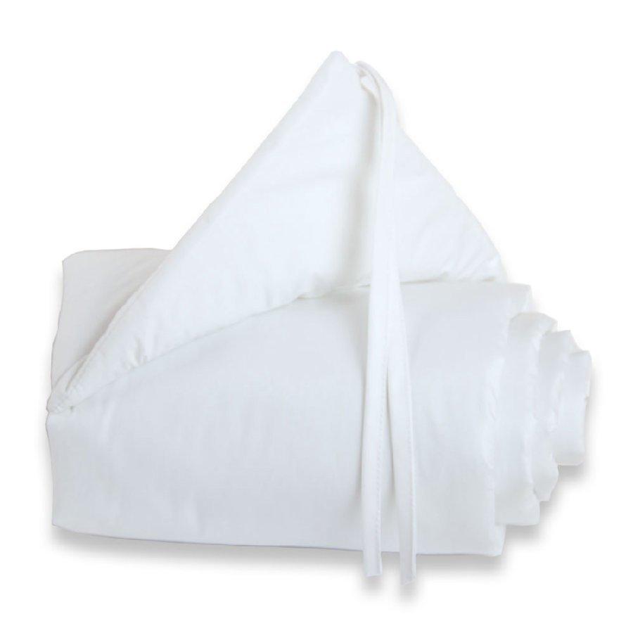 Babybay Maxi Reunapehmuste Valkoinen / Valkoinen