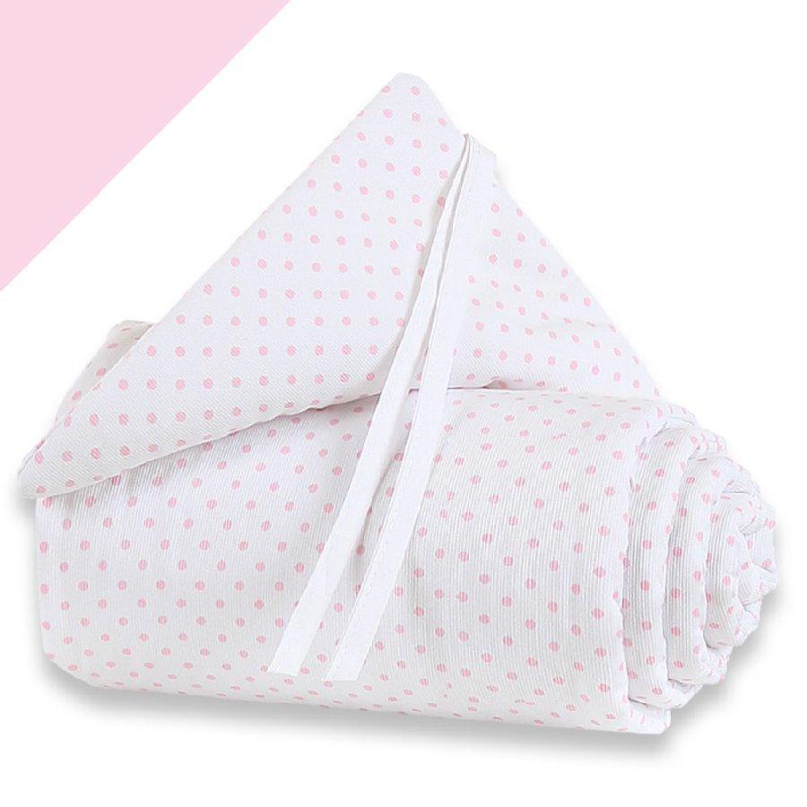 Babybay Midi / Mini Reunapehmuste Pilkut / Vaaleanpunainen