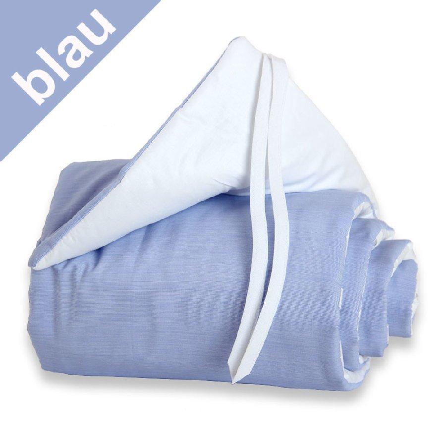 Babybay Midi / Mini Reunapehmuste Valkoinen / Sininen
