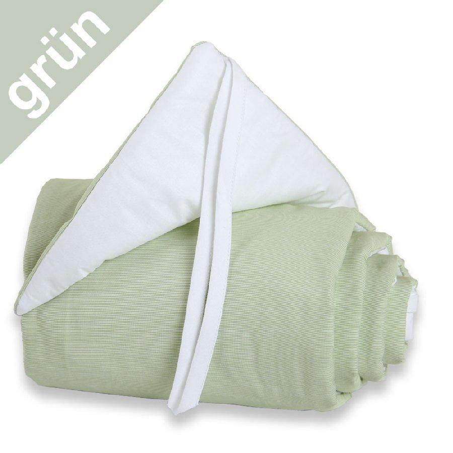Babybay Midi / Mini Reunapehmuste Vihreä / Valkoinen