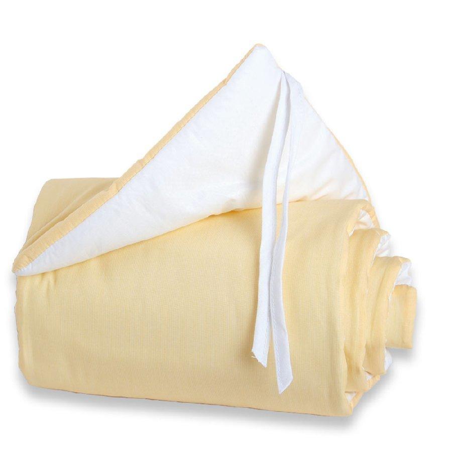Babybay Original Reunapehmuste Keltainen / Valkoinen