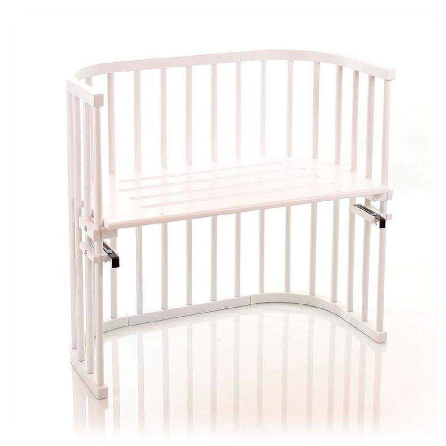 Babybay Original Sivuvaunusänky Valkoinen