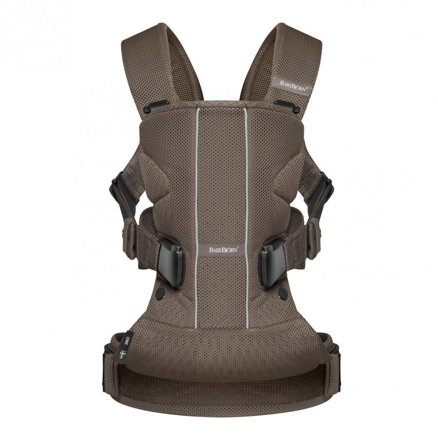 Babybjörn Baby Carrier One Air Cocoa Kantoreppu