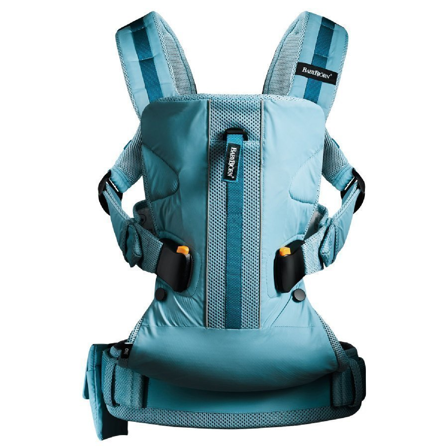 Babybjörn Kantoreppu One Outdoors Mesh Turkoosi
