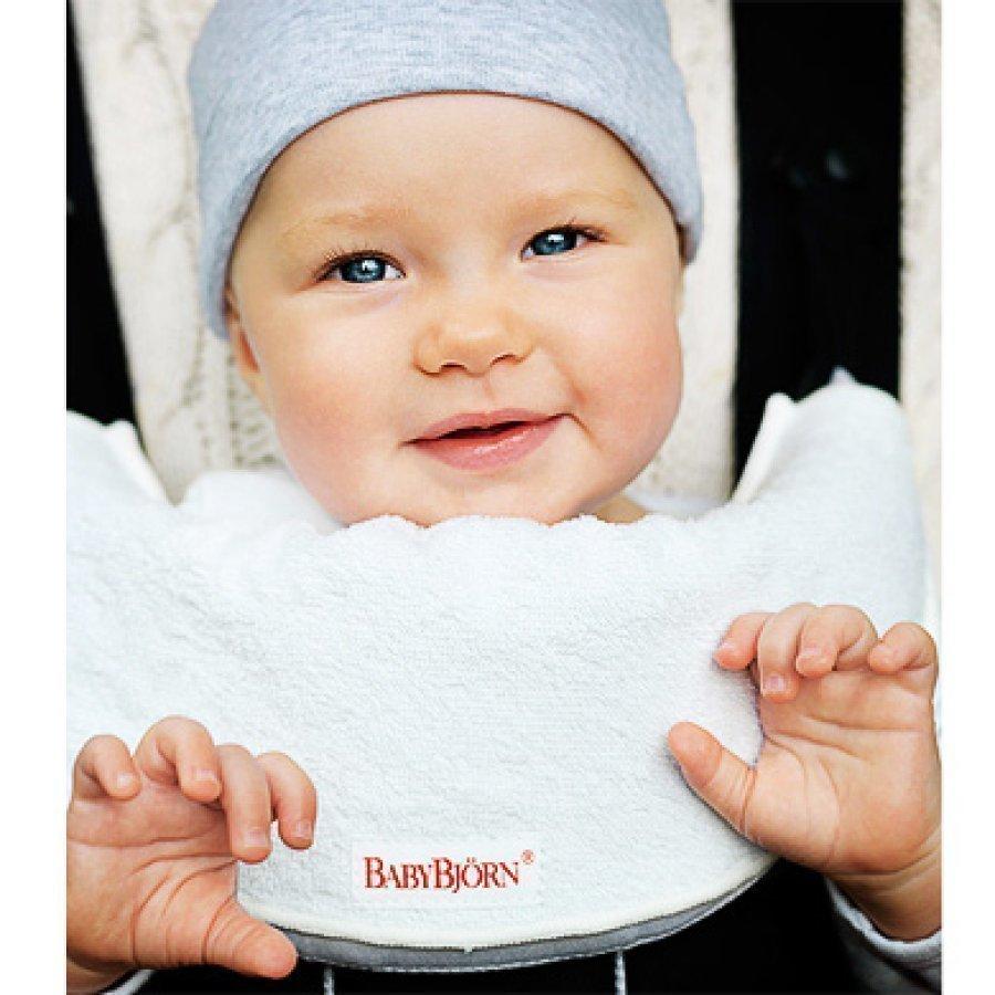 Babybjörn Kantorepun Kaulalappu Valkoinen