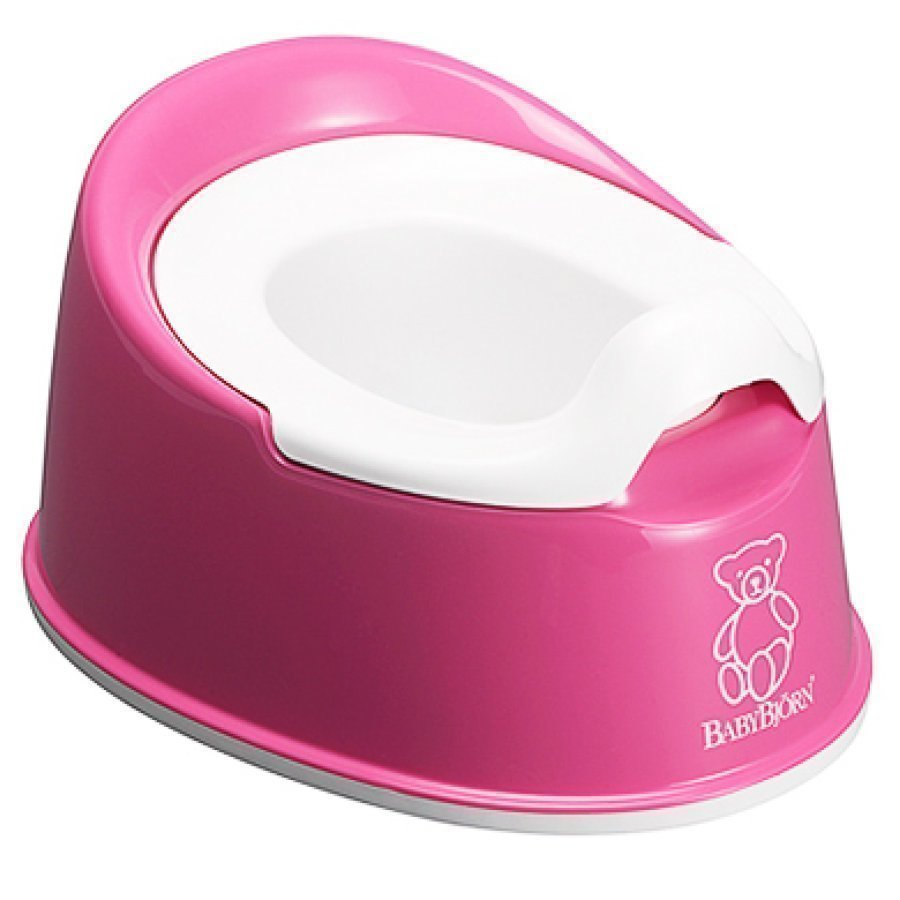 Babybjörn Potta Smart Pinkki