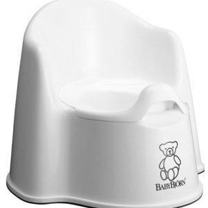 Babybjörn Pottatuoli Lumivalkoinen