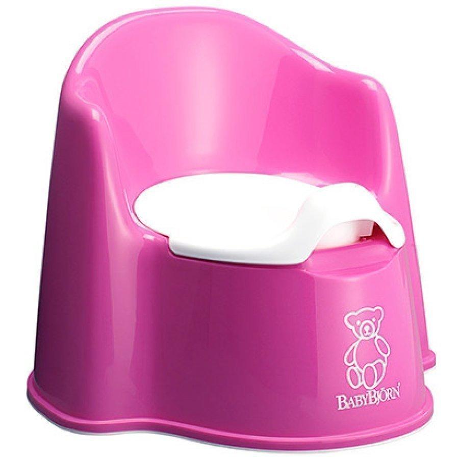 Babybjörn Pottatuoli Pinkki