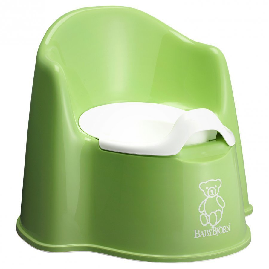 Babybjörn Potty Chair Green Potta