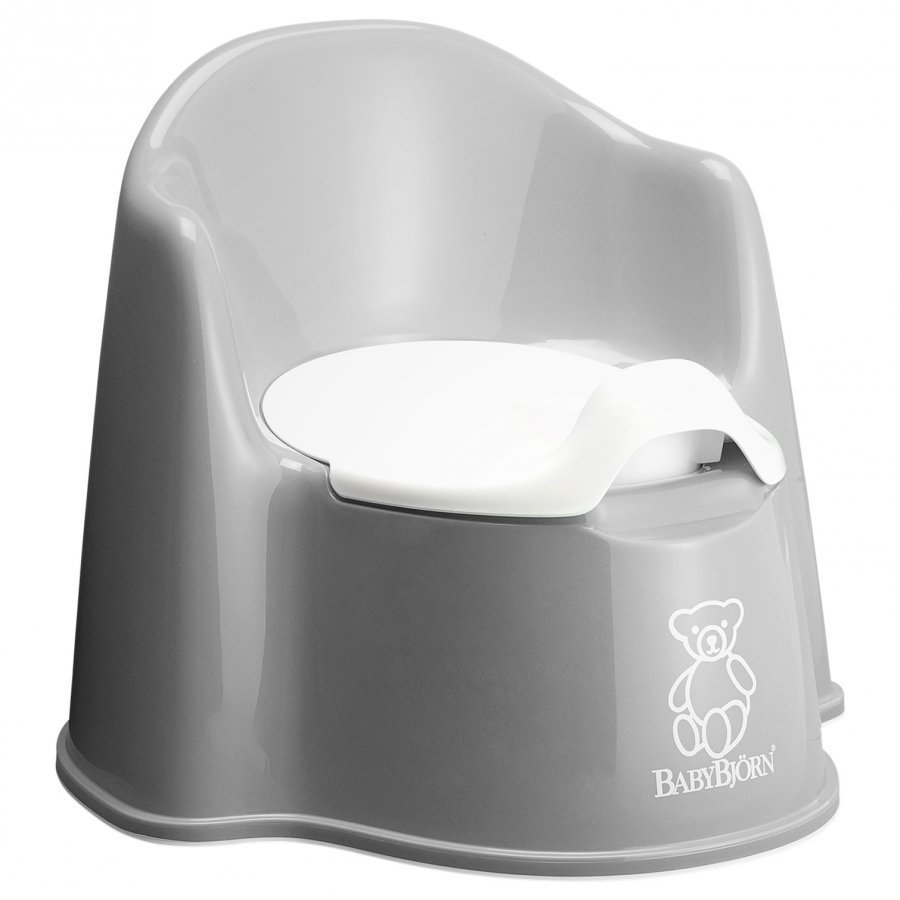 Babybjörn Potty Chair Grey Potta