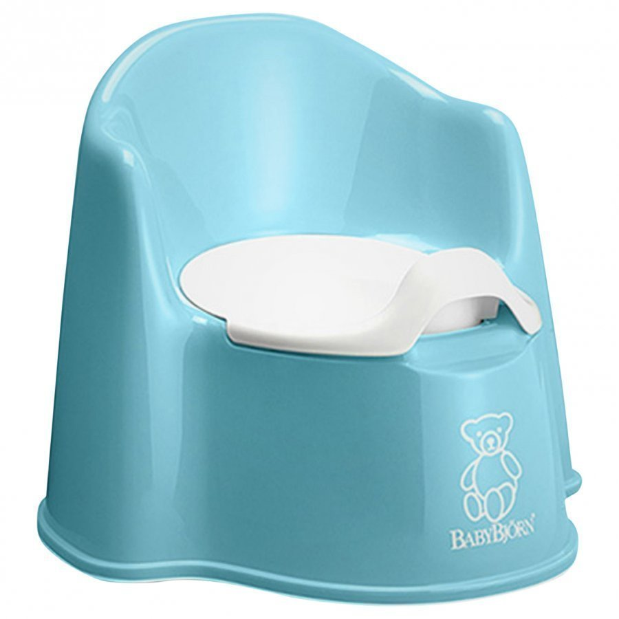 Babybjörn Potty Chair Turquoise Potta