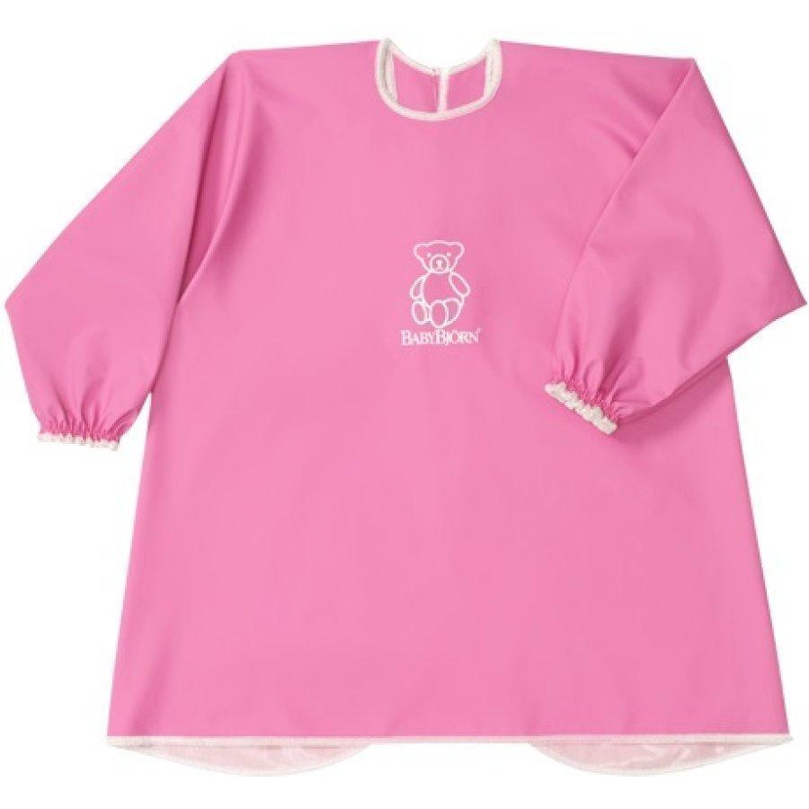 Babybjörn Ruokailu Ja Askarteluessu Pinkki