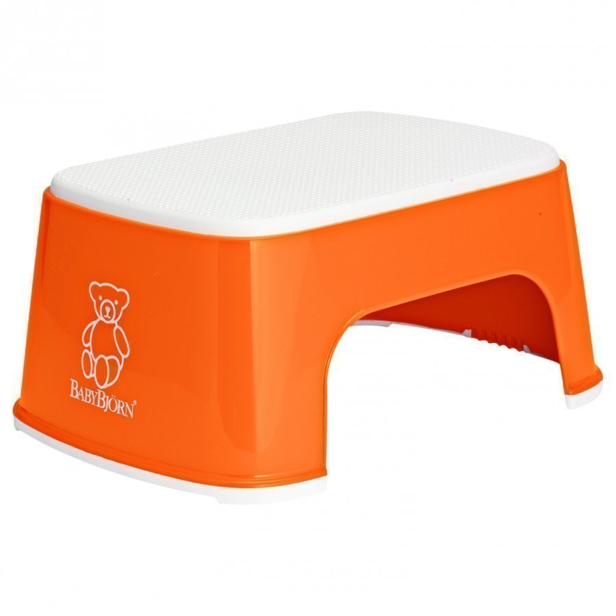 Babybjörn Safe Step Orange Potta