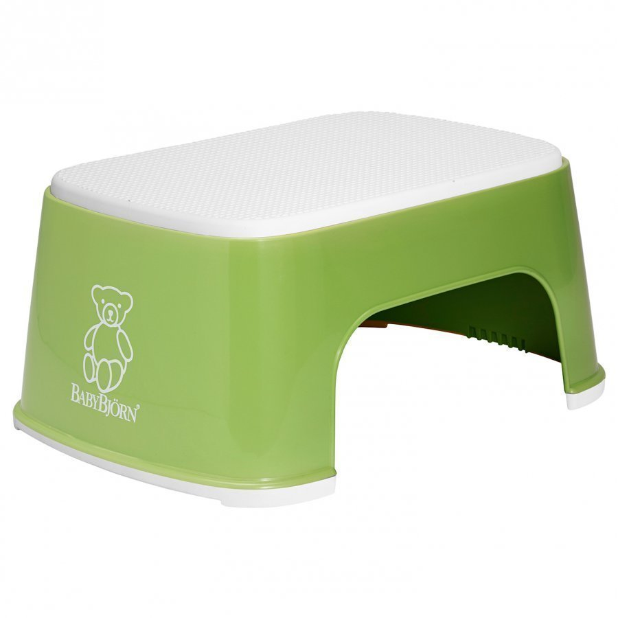 Babybjörn Step Stool Green Portaat