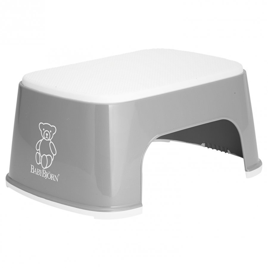 Babybjörn Step Stool Grey Potta
