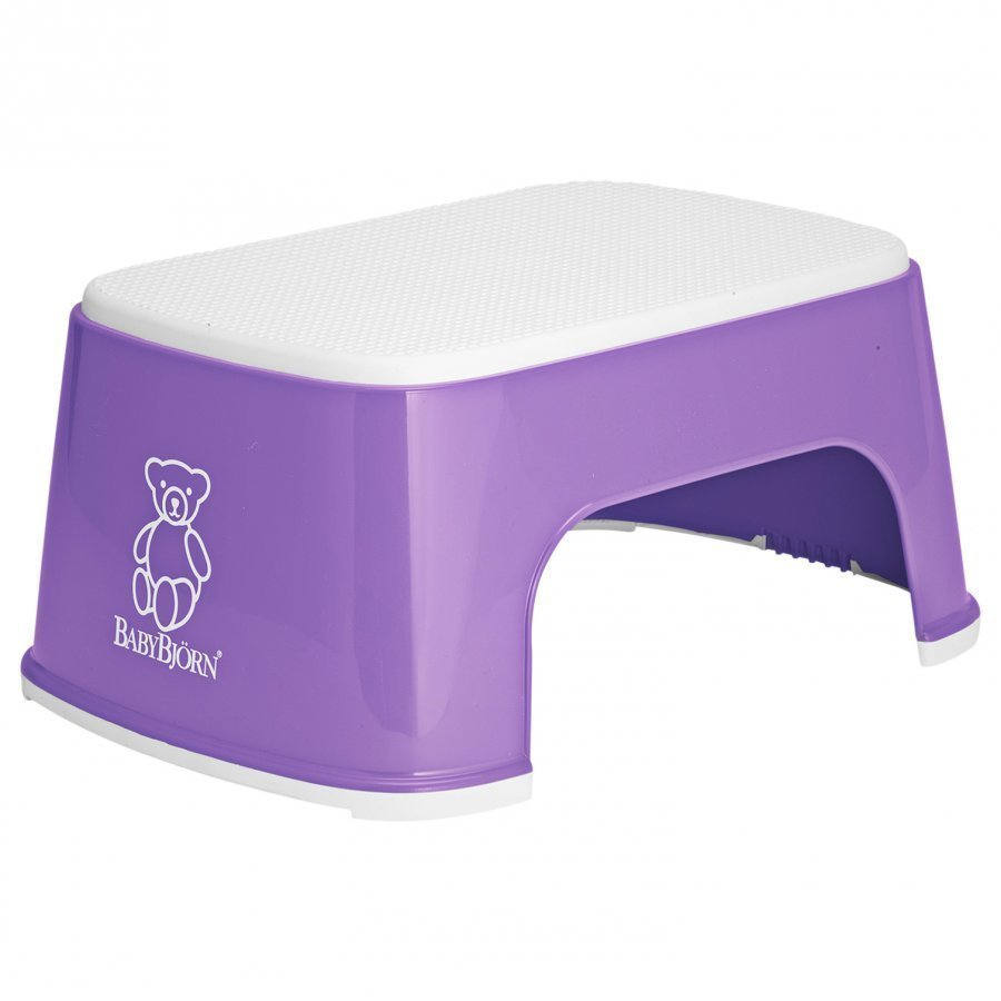 Babybjörn Step Stool Purple Portaat