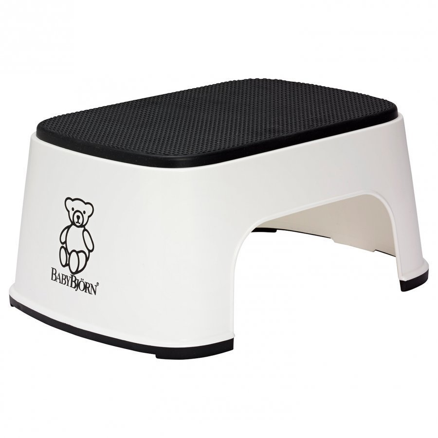 Babybjörn Step Stool White Potta