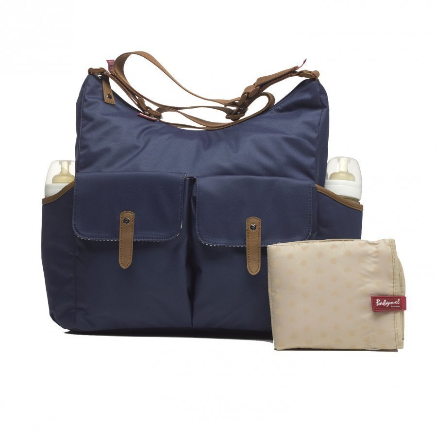 Babymel Frankie Changing Bag Navy Hoitolaukku