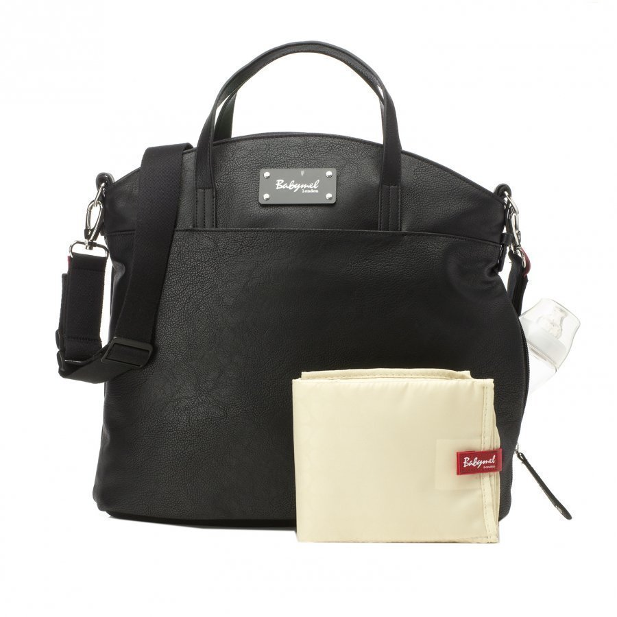 Babymel Grace Changing Bag Black Hoitolaukku