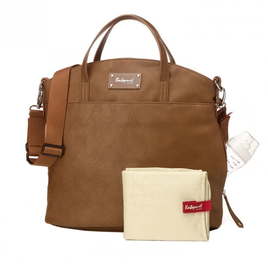 Babymel Grace Changing Bag Tan Hoitolaukku