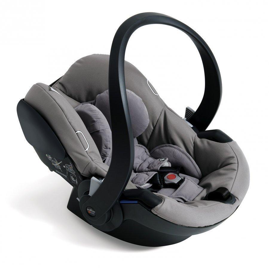 Babyzen Besafe Izi Go Modular Car Seat Grey Turvakaukalo 0-13 Kg