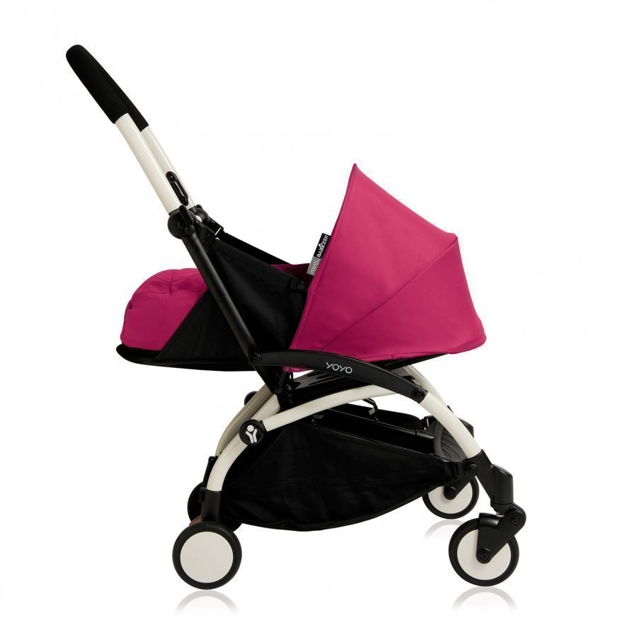 Babyzen Yoyo 0+ Newborn Color Pack Pink Istuintyyny