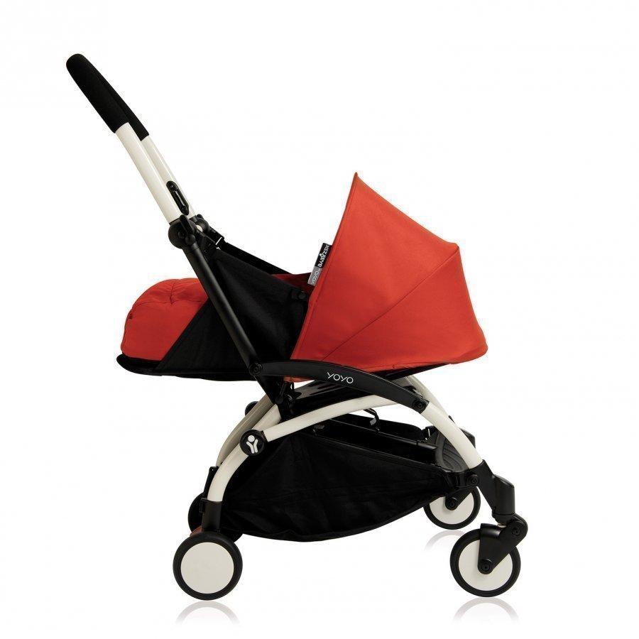 Babyzen Yoyo 0+ Newborn Color Pack Red Istuintyyny