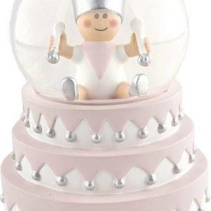 Bambam Pyrypallo Cake Vaaleanpunainen