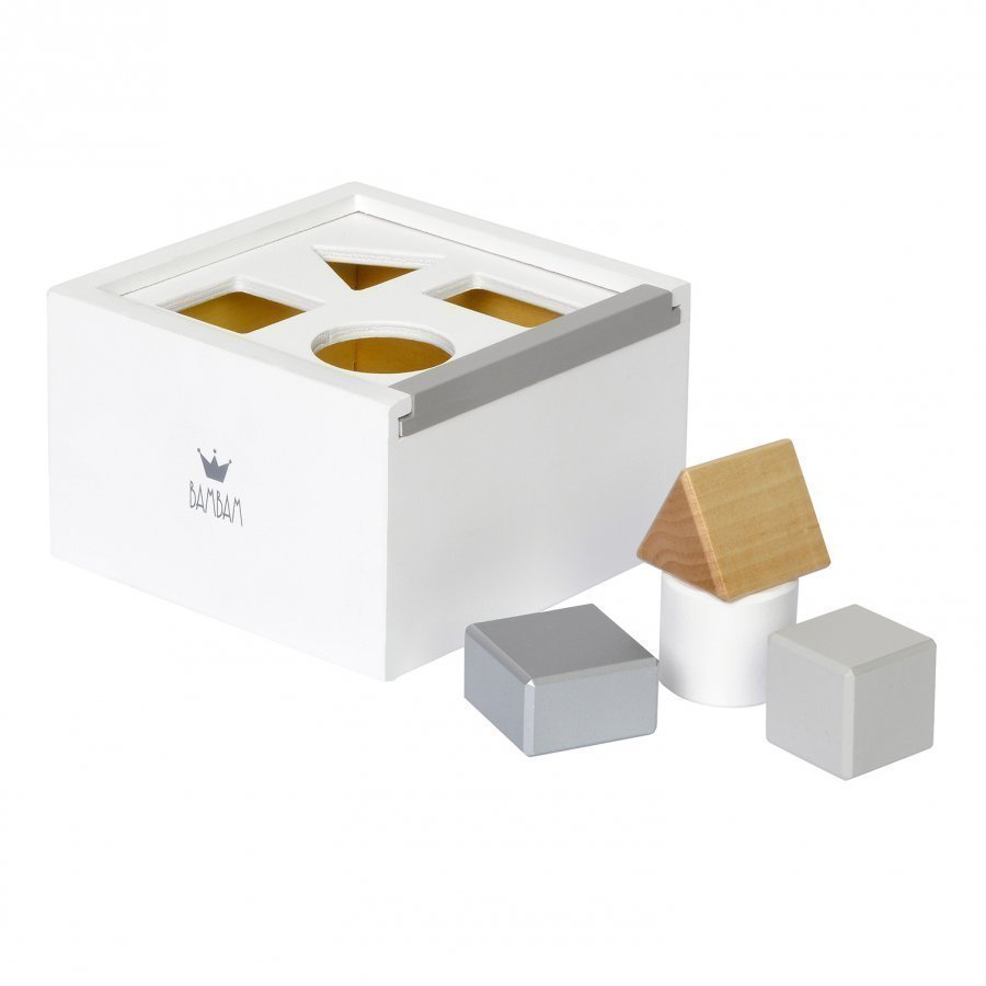 Bambam Wooden Block Box Palikat