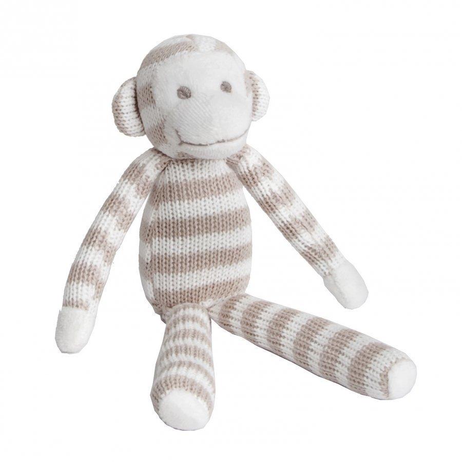 Bambino Knitted Monkey Pehmolelu