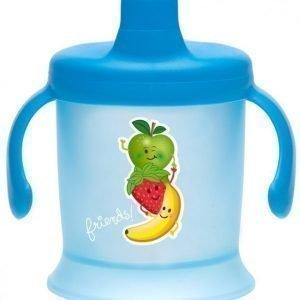 Bambino Spill Proof Cup 200 ml Sininen