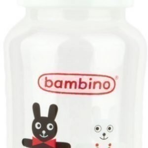Bambino Wide Neck Bottle 330 ml Valkoinen
