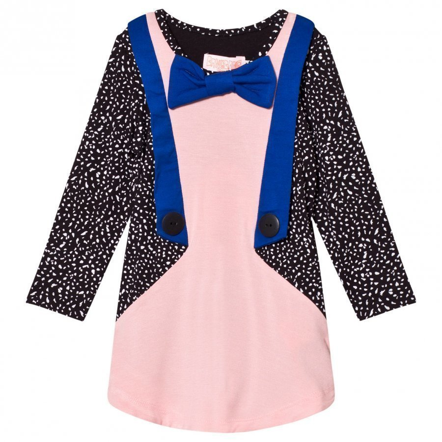 Bang Bang Copenhagen Pink Spot Jacket Dress Mekko