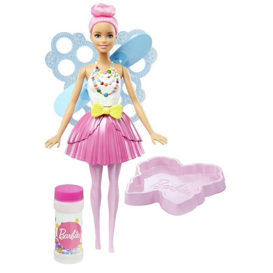 Barbie Dreamtopia Saippukupla Keiju